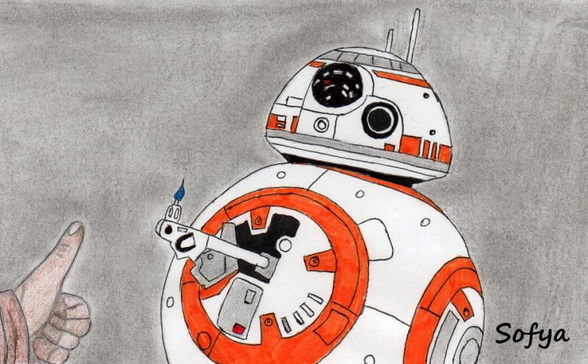 Star Wars Characters par Sofya